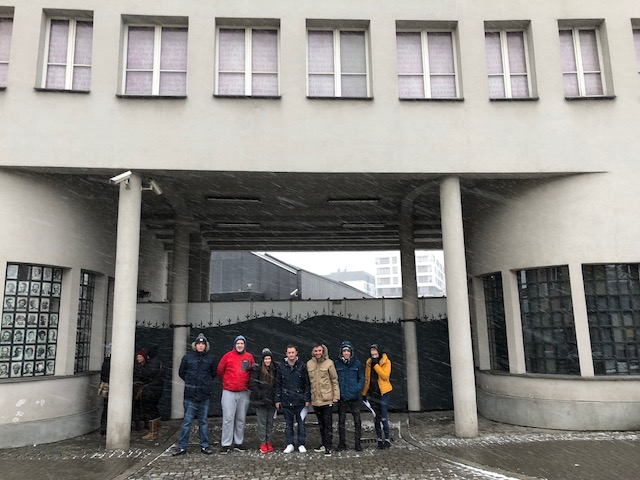 Shankill Alternatives Visit To Auschwitz